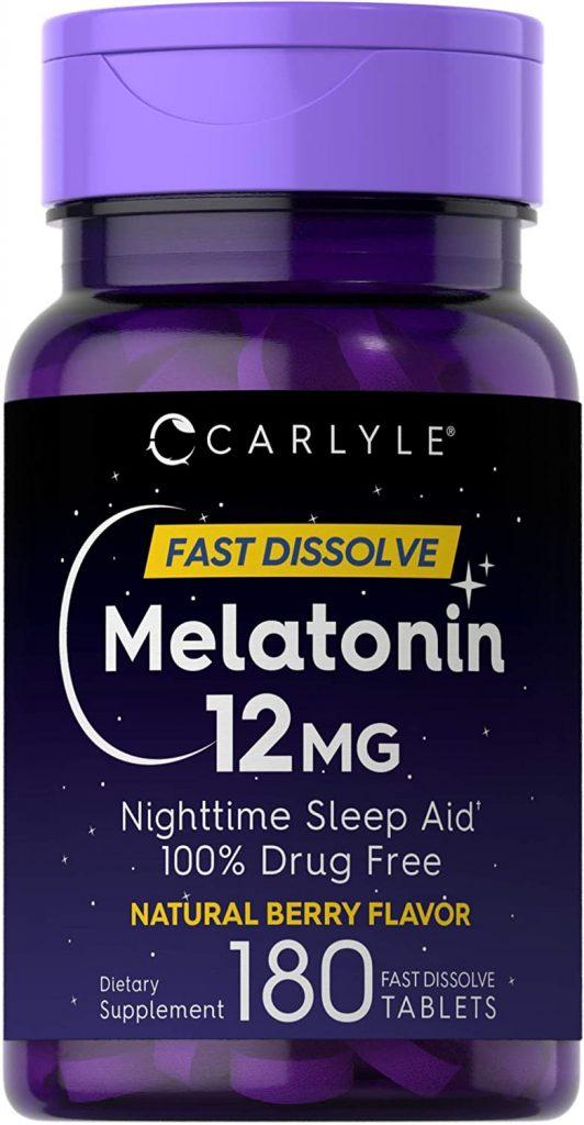 Consider a melatonin supplement. - Webshealth