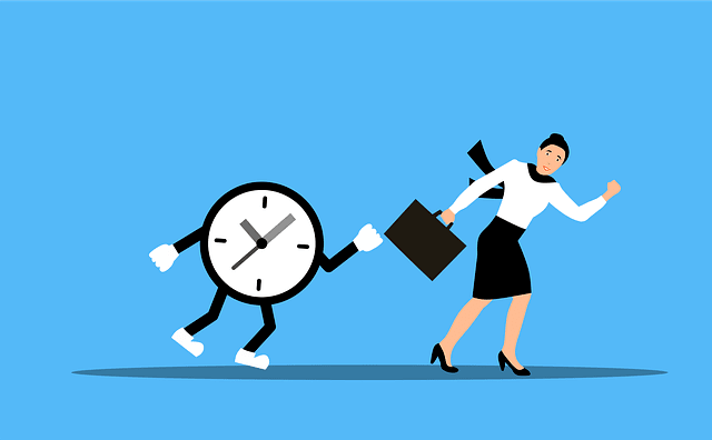 Manage time to reduce work stress by webs health - Webshealth