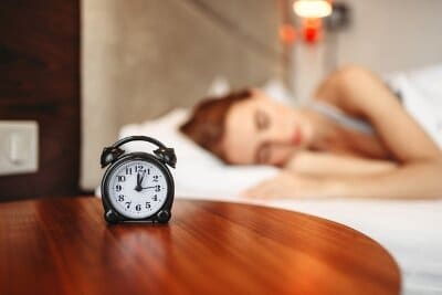 Try to sleep and wake at consistent intervals - Webshealth