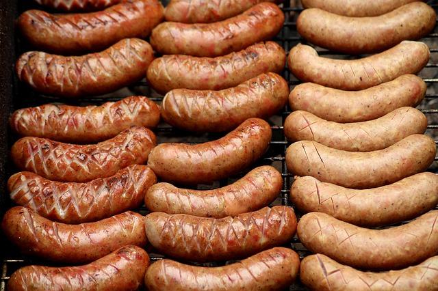 sausages by webs health - Webshealth