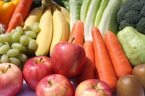 vegetables and fruits from webs health - Webshealth