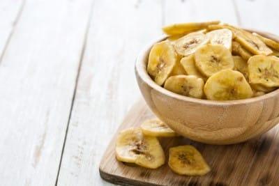Sugar free banana chips - Webshealth