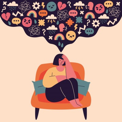 Factors that can affect your mental health - Webshealth