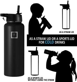 Iron Flask Sports Water Bottle 1 4 - Webshealth