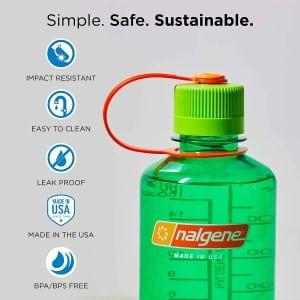 Nalgene Water Bottle - Webshealth